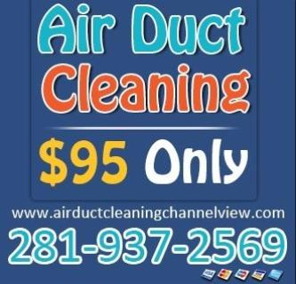 Air Duct Cleaning Channelview Texas