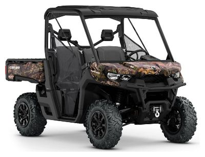 2019 Can-Am Defender XT HD10 Utility SxS Dansville, NY