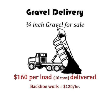 Gravel & Rock Delivery
