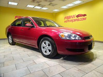 2007 Chevrolet Impala LT (Bordeaux Red)