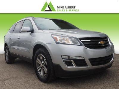 2016 Chevrolet Traverse LT (Silver Ice Metallic)