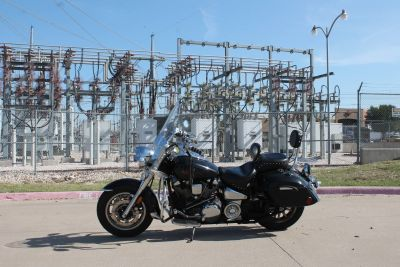 2005 Yamaha Silverado Cruiser Motorcycles Allen, TX