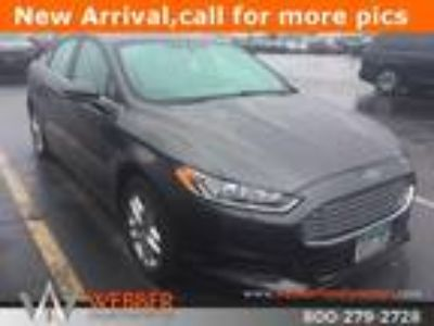 used 2015 Ford Fusion for sale.