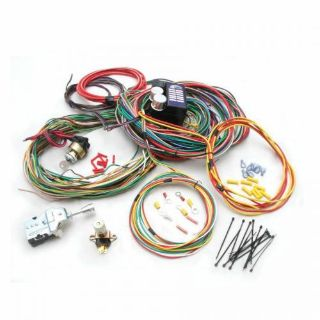 Buy 1965 Chevrolet Chevelle Malibu SS Main Wire Harness Systemwire panel hot rod wir motorcycle in Portland, Oregon, United States, for US $247.50