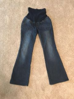Oh Baby by Motherhood Bootcut Jeans