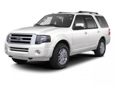 2011 Ford Expedition SSV Fleet (White)