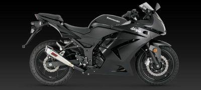 Sell Vance & Hines Exhaust CS One Tapered Stainless Kawasaki Ninja 250 2008-2011 motorcycle in Pomona, California, US, for US $404.95