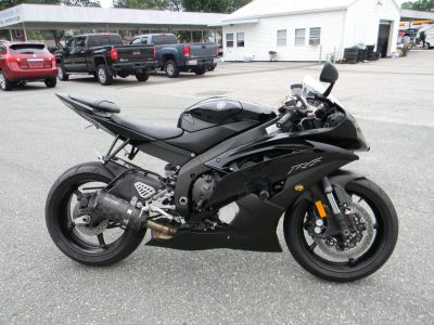 2011 Yamaha YZF-R6 Supersport Springfield, MA