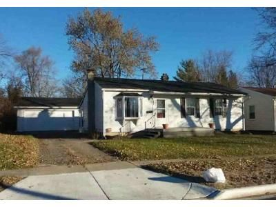 3 Bed 1 Bath Foreclosure Property in Adrian, MI 49221 - May Dr
