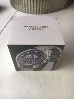 Sealed brand new Men s Michael Kors Smartwatch