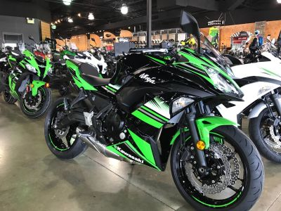2017 Kawasaki Ninja 650 ABS KRT Edition Sport Motorcycles Plano, TX