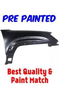 Sell 2003-2005 Toyota 4Runner PRE PAINTED YOUR COLOR Passenger Right Front Fender motorcycle in Holland, Michigan, United States, for US $220.00