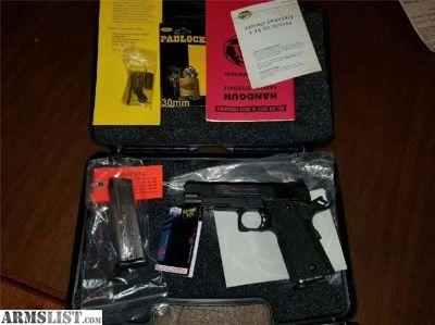 For Sale: Sti costa vip edition 2011 1911