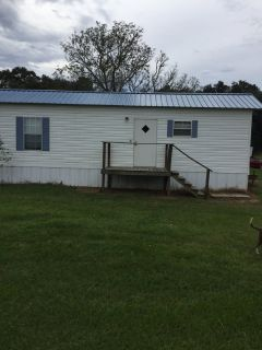 Fully furnished One bedroom one bath fully furnished mobile home in country outside lease for you