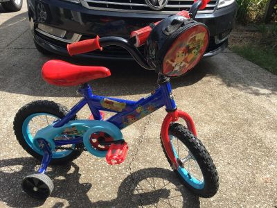 Jake and the Neverland Pirates Bicycle