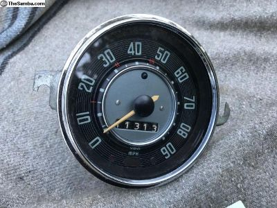 VDO speedometer 9.63 Bug Beetle