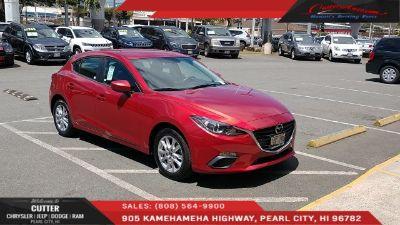 2016 Mazda Mazda3 (Soul Red Metallic)