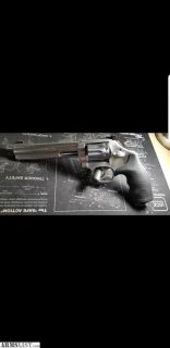 For Sale: Smith and Wesson 617 22LR Revolver