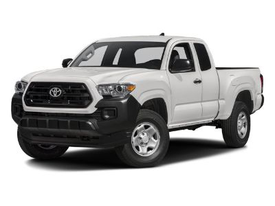 2016 Toyota Tacoma (Not Given)