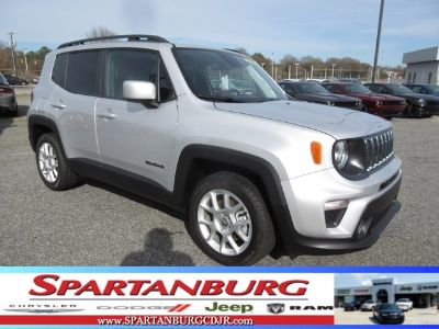 2019 Jeep Renegade Latitude (Glacier Metallic Clearcoat)