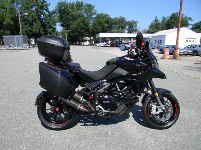 2011 Ducati Multistrada 1200 S Touring Dual Purpose Motorcycles Springfield, MA