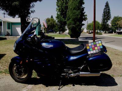 2001 Triumph TROPHY 1200