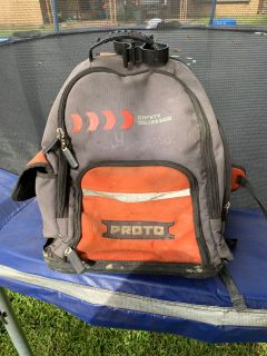 PROTO TOOL BACK PACK