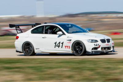 BMW E92 M3 TT Car
