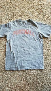 Boys Nike Football Shirt Size M 10/12
