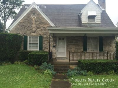 2660 Taylorsville Rd - 3 beds, 1 full  and 1 half bath