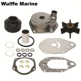 Buy Water Pump Kit+housing Mercury 50,55,60 hp 3 cyl outboard & 45 Jet 46-812966A11 motorcycle in Mentor, Ohio, United States, for US $108.85