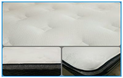 Queen Mattress With Boxspring *We Deliver, All Sizes