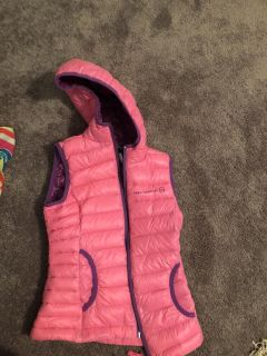 Free country puffer vest size 5/6