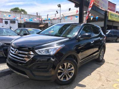 2015 Hyundai Santa Fe Sport FWD 4dr 2.4 (Black)