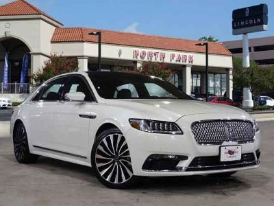 Used 2017 Lincoln Continental AWD