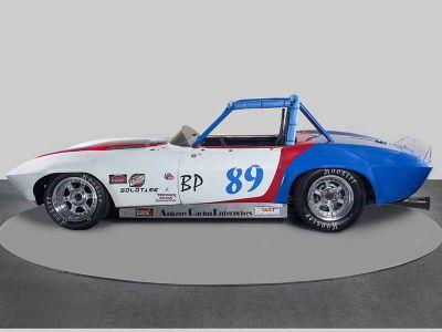 C2 CORVETTE RACE CAR