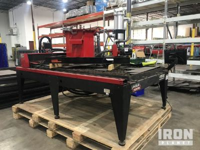Lincoln Electric Torchmate 4800 Plasma Cutting Table