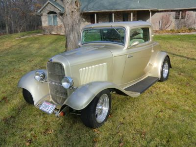 All Steel Deuce Coupe