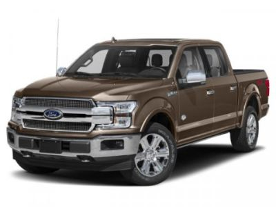 2018 Ford F-150 LARIAT (Lightning Blue Metallic)