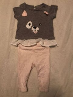 Puppy outfit