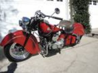 1946 Indian Chief Vintage Restored