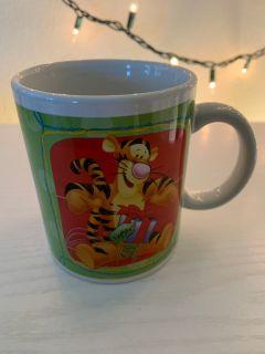 Disney Winnie the Pooh, Tigger, and Piglet Mug
