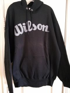 NWT heavy weight hooded sweat shirt