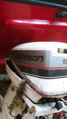 1980 15hp johnson boat motor doesnt run could be small problem
