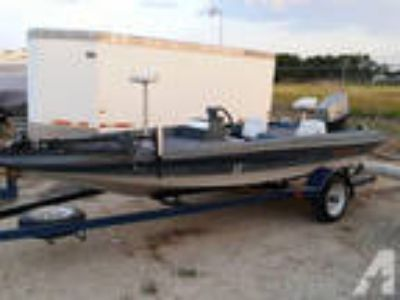 TiteCraft Fishing boat -