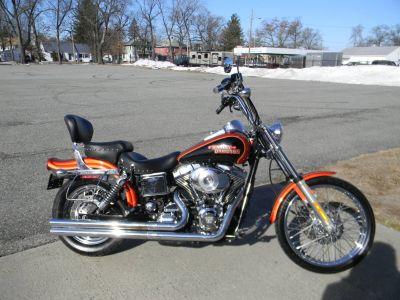 2005 Harley-Davidson FXDWG/FXDWGI Dyna Wide Glide Cruiser Springfield, MA