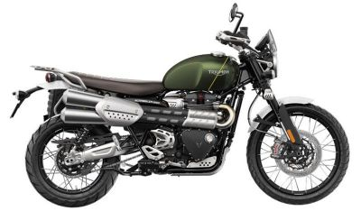 2019 Triumph Scrambler 1200 XC - Showcase Dual Purpose Mahwah, NJ