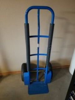 Hand truck moving dolly