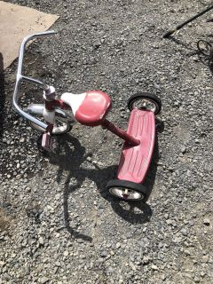 FREE - Radio Flyer tricycle