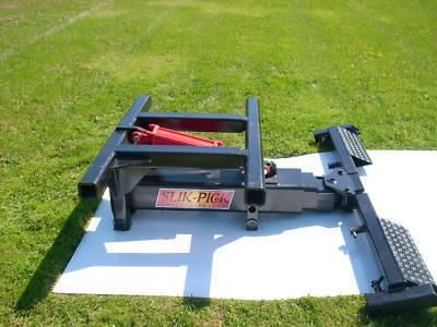 Buy Slik-Pick Hidden Wheel Lift Tow Truck Wrecker tow dolly repo lift repo truck motorcycle in Lisbon, Ohio, US, for US $3,050.00